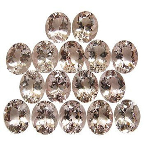 Very Beautiful good quality Morganite Cushion Cut. Available in all sizes and shapes at very reasonable price.