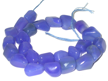Chalcedony Nuggets Nugget Beads