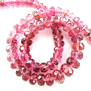 Very Beautiful good quality Spinel Roundel Faceted Beads. Available in all sizes and shapes at very reasonable price.