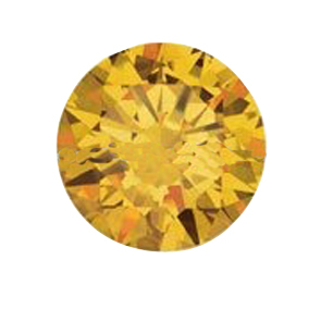 Very beautiful good quality Yellow Color Zircon Round Cut Gemstone. We can supply large quantity at very reasonable price.